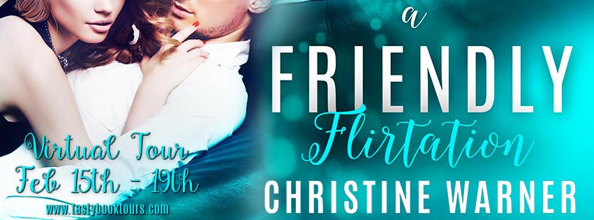 Review ~ A Friendly Flirtation by Christine Warner @ChristinesWords