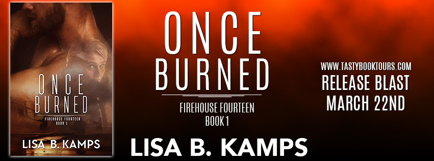 New Release Giveaway ~ Once Burned by @LBKamps