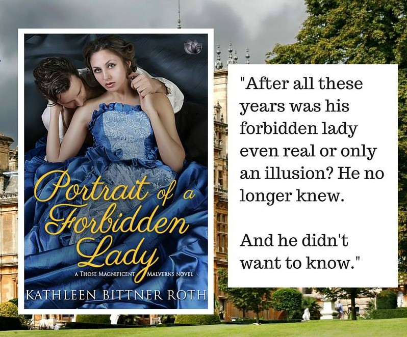 Review ~ Portrait of a Forbidden Lady by @K_BittnerRoth