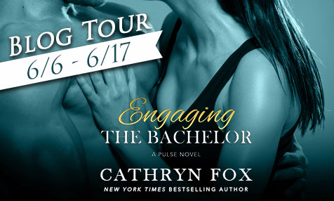 Blog Tour Giveaway ~ Engaging the Bachelor by @AuthorCathrynFox