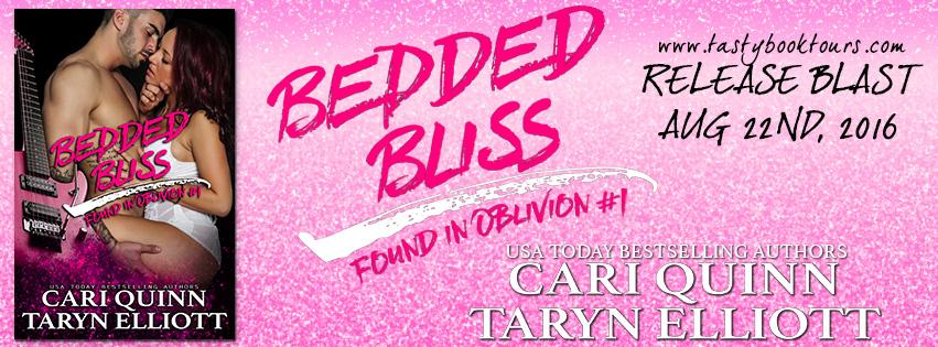 {Married in Vegas New Release} Bedded Bliss by @TarynElliottFic & @CariQuinn