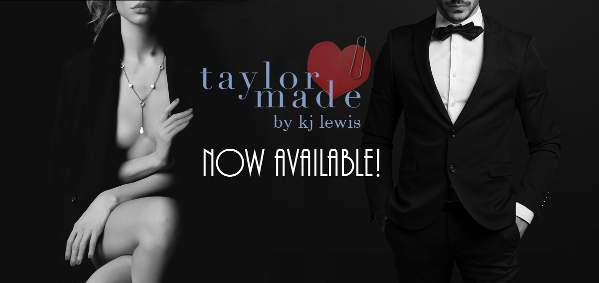 {New Release Giveaway} Taylor Made by @KjLewisBooks