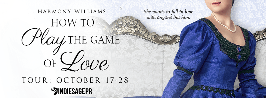 {Hot Historical Review} How to Play the Game of Love by @HarmonyWilliams