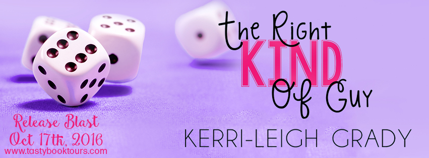 {New Release Blast} The Right Kind of Guy by @KL_Grady