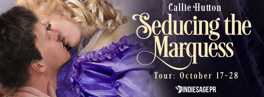 {Steamy Historical Review} Seducing the Marquess by @CallieHutton