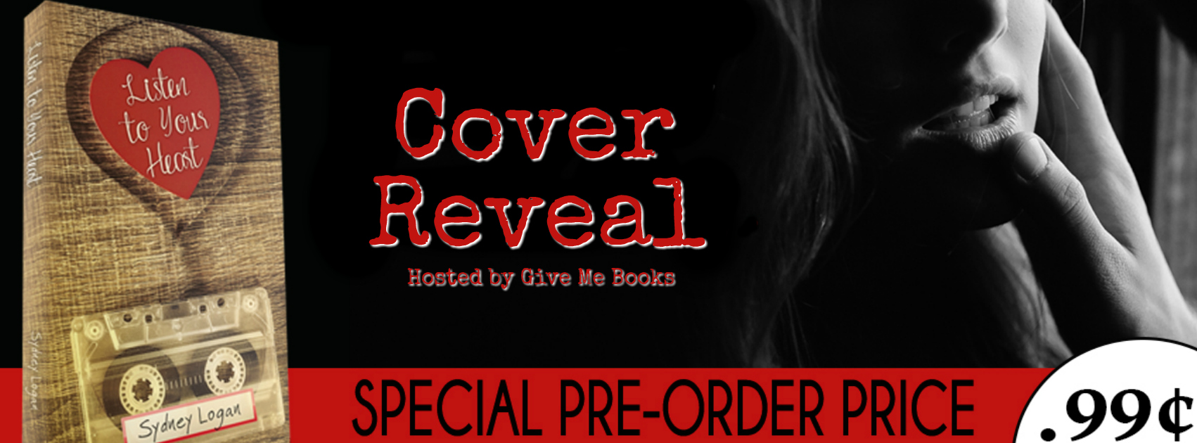 {Cover Reveal} Listen to Your Heart by @SydneyALogan