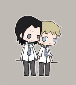 Simon and Baz