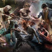 Tag Thursday: The Mortal Instruments Tag