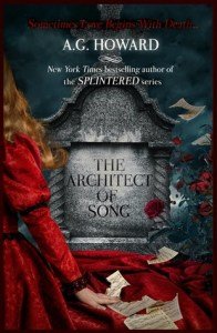 The Architec of Song by A.G. Howard