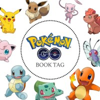 Pokemon Go Book Tag {Tag Thursday}