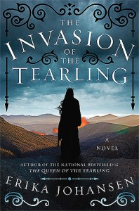 The Invasion of the Tearling by Erika Johansen