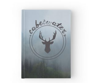 Cabeswater notebook by Wxnderless