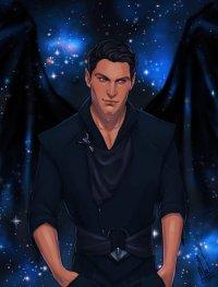 Rhysand by Merwild