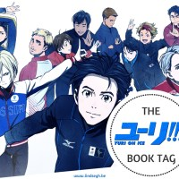 Yuri On Ice Book Tag {Tag Thursday}