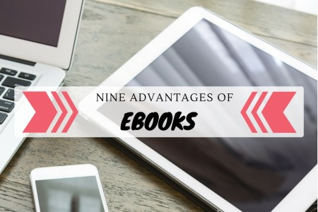 Nine Advantages of eBooks