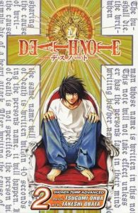 Death Note Vol 2 Confluence