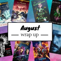 August 2017: The Month Of... Wait, Weren't We July Like Yesterday? {Monthly Wrap Up}