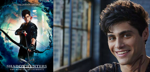Shadowhunters - Alec Lightwood