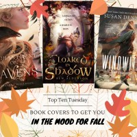 Book Covers To Get You In The Mood For Fall {Top Ten Tuesday}