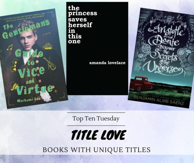 171024 Book Titles