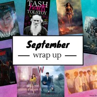 September 2017: The Month The Reading Slump Dragged On {Monthly Wrap Up}