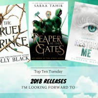 2018 Releases I'm Looking Forward To {Top Ten Tuesday}