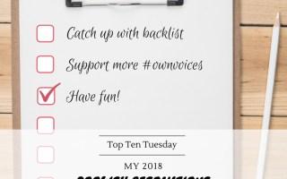 180116 TTT 2018 Bookish Resolutions