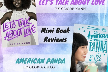 Mini Book Reviews Let's Talk About Love and American Panda