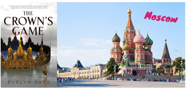 The Crown's Game - Moscow