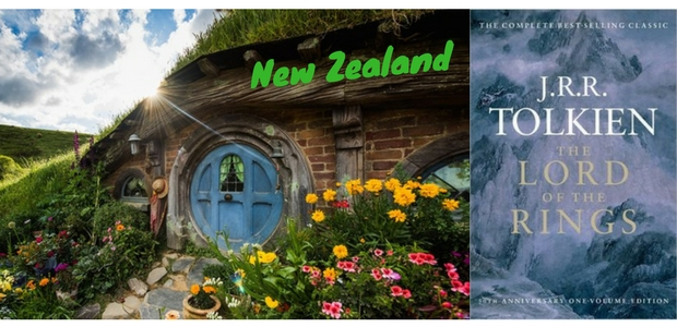 The Lord of the Rings - New Zealand