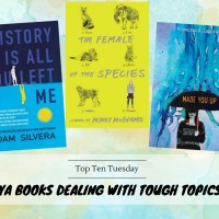 YA Books Dealing With Tough Topics {Top Ten Tuesday}