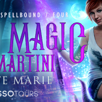 Demon Magic and a Martini by Annette Marie {Cover Reveal}