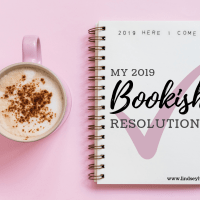 2019 Here I Come -- My 2019 Bookish Resolutions