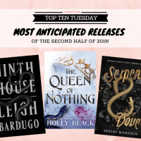 2019's Obviously The Year of the Snake! -- Most Anticipated Releases of the Second Half of 2019 {Top Ten Tuesday}