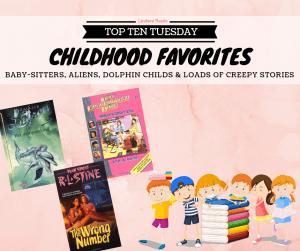 190702 Childhood Favorites