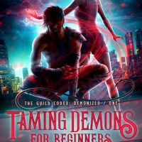 How Cookies & Curiosity Can Lead To Dark, Intriguing Partnerships -- Taming Demons For Beginners by Annette Marie {ARC Review}