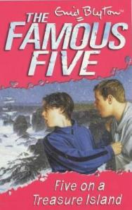 The Famous Five by Enid Blyton