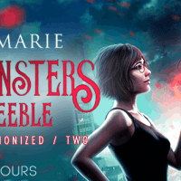 Slaying Monsters For The Feeble by Annette Marie {Cover Reveal}