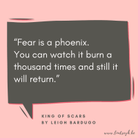 King of Scars by Leigh Bardugo {Quote It Wednesday}