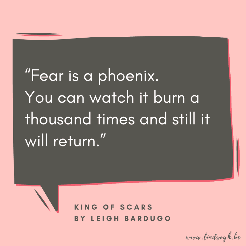 King of Scars by Leigh Bardugo
