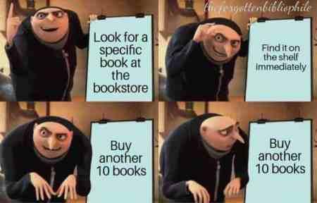 Ten Signs You're A Book Lover