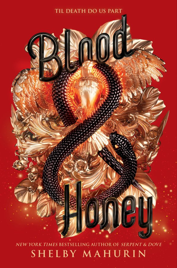 Blood and Honey by Shelby Mahurin