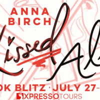 I Kissed Alice by Anna Birch {Book Blitz & Give-Away}