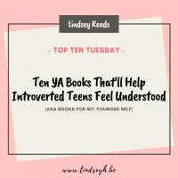 Ten YA Books That'll Help Introverted Teens Feel Understood