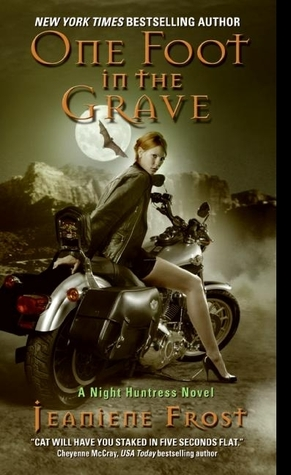 One Foot In The Grave by Jeanine Frost
