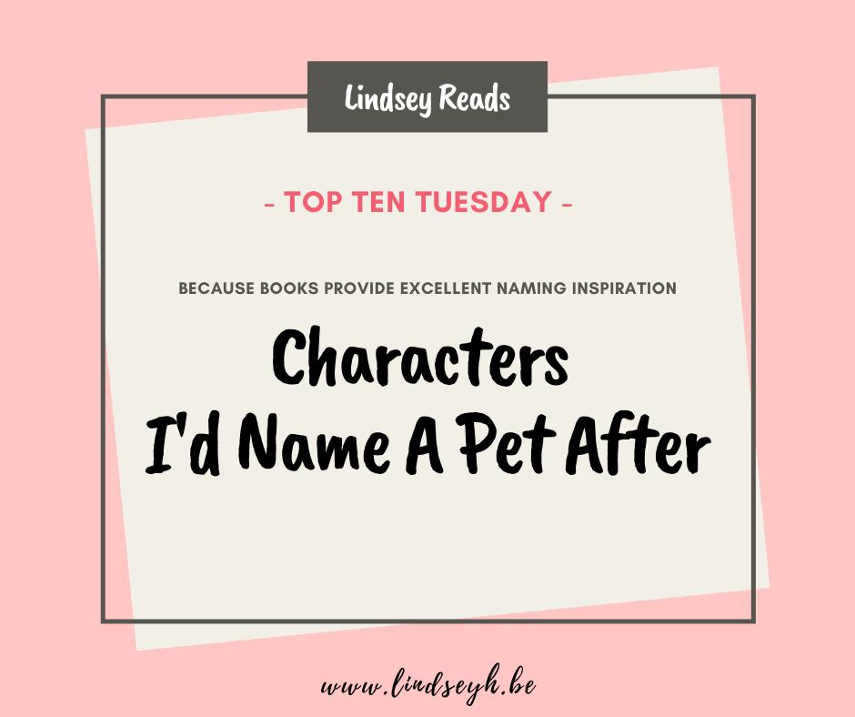 20201117 Pet Names