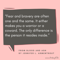 From Blood and Ash by Jennifer L. Armentrout {Quote It Wednesday}