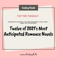 Twelve of 2021's Most Anticipated Romance Novels