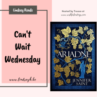 Ariadne by Jennifer Saint {Can't Wait Wednesday}