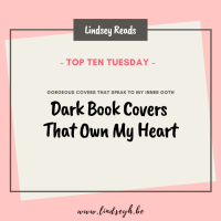 Dark Book Covers That Own My Heart
